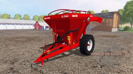 Jan Tanker 10.500 pour Farming Simulator 2015