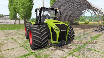 CLAAS Xerion 4000 pour Farming Simulator 2017