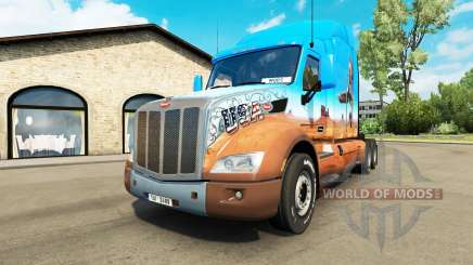 Peterbilt 579 v1.3 pour Euro Truck Simulator 2