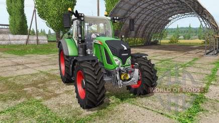 Fendt 712 Vario v0.98 für Farming Simulator 2017