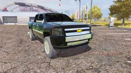 Chevrolet Silverado 2500 HD v2.0 pour Farming Simulator 2013