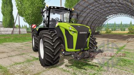 CLAAS Xerion 4000 v6.1 pour Farming Simulator 2017