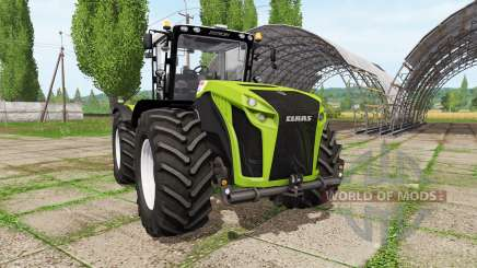 CLAAS Xerion 5000 v5.0 pour Farming Simulator 2017