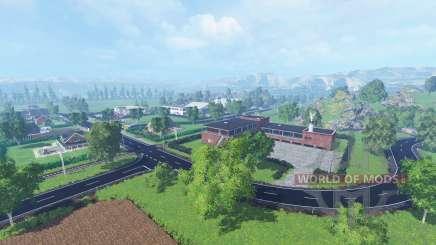 Little country pour Farming Simulator 2015