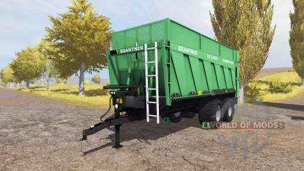 BRANTNER TA 23065-2 Power Push v3.0 pour Farming Simulator 2013