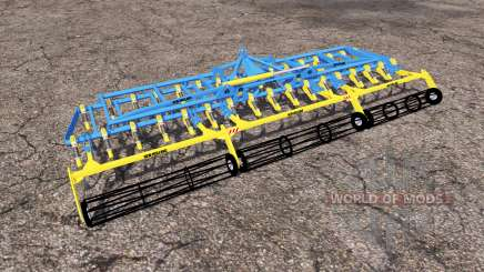 New Holland cultivator pour Farming Simulator 2013