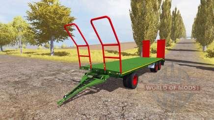 Rimorchi Randazzo PA 97 I v1.3 für Farming Simulator 2013