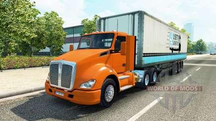 American truck traffic v1.3 pour Euro Truck Simulator 2
