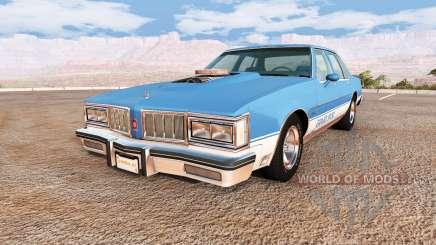 Oldsmobile Delta 88 Royale Brougham v1.5.01 pour BeamNG Drive