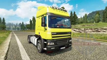 DAF CF 85 v1.5 für Euro Truck Simulator 2