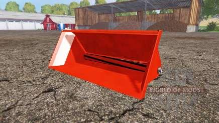 Holaras BB-2500-H pour Farming Simulator 2015