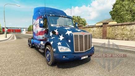 Peterbilt 579 v1.4 pour Euro Truck Simulator 2