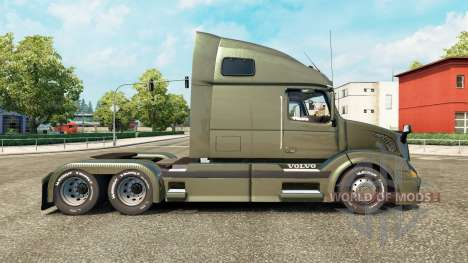 Volvo VNL 670 v1.4.3 für Euro Truck Simulator 2