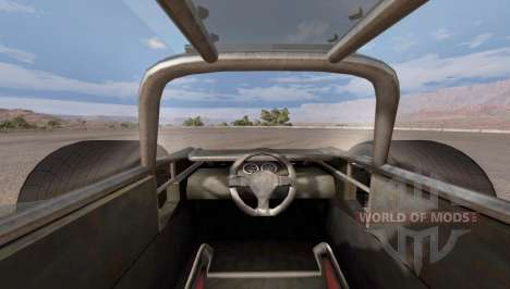 Flip Car pour BeamNG Drive