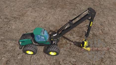 Timberjack 870B pour Farming Simulator 2015