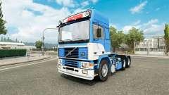 Volvo F16 Nor-Cargo v1.2 für Euro Truck Simulator 2