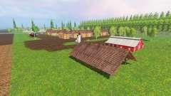 Region Of Texas v1.1 für Farming Simulator 2015