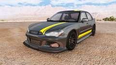 Hirochi Sunburst RS custom