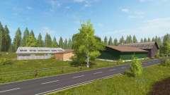 Neustadt v1.4 für Farming Simulator 2017