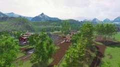 Silent valley v2.01 für Farming Simulator 2015