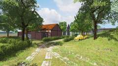 The castle wall pour Farming Simulator 2013