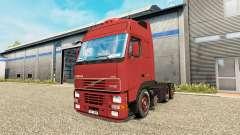 Volvo FH12 v1.7 pour Euro Truck Simulator 2