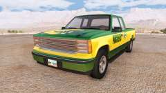 Gavril D-Series green bay packers v2.0 pour BeamNG Drive