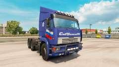 KamAZ 6460 v2.Drei für Euro Truck Simulator 2