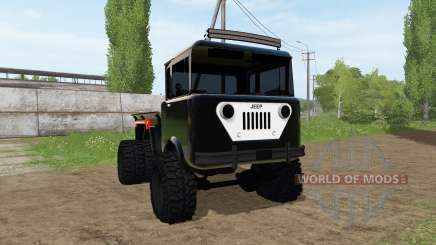Jeep FC-170 für Farming Simulator 2017
