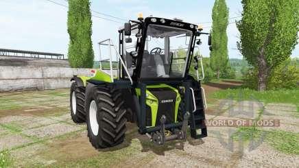 CLAAS Xerion 4000 Saddle Trac pour Farming Simulator 2017