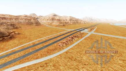 Interstate highway pour BeamNG Drive