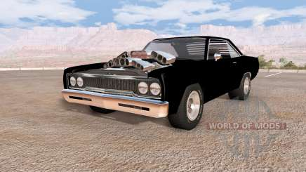 Plymouth Road Runner v1.2 pour BeamNG Drive