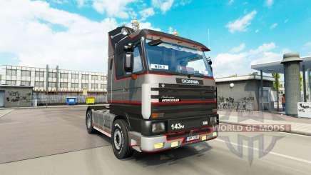 Scania 143M 500 v4.0 pour Euro Truck Simulator 2
