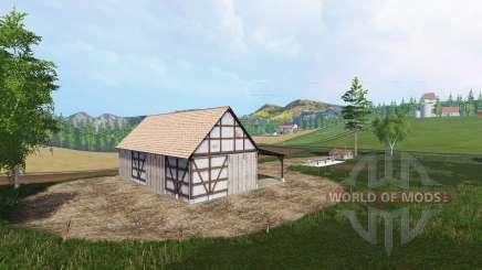Basse-Bavière pour Farming Simulator 2015