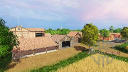 Bassumer country v7.1 für Farming Simulator 2015