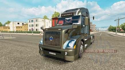Volvo VNL 670 v1.4.3 pour Euro Truck Simulator 2