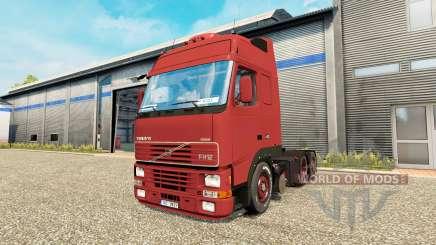 Volvo FH12 v1.7 für Euro Truck Simulator 2