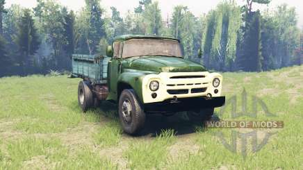 ZIL 130 pour Spin Tires