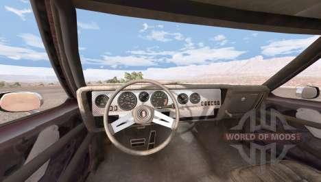 Oldsmobile Delta 88 grandpa mayhem v1.5.1 pour BeamNG Drive