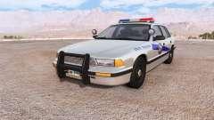 Gavril Grand Marshall kentucky state police v3.0 für BeamNG Drive