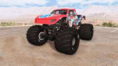 CRD Monster Truck v1.11 pour BeamNG Drive