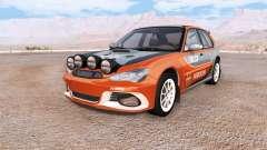 Hirochi Sunburst hatchback v1.11 für BeamNG Drive