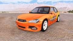 Hirochi Sunburst fast & furious pour BeamNG Drive