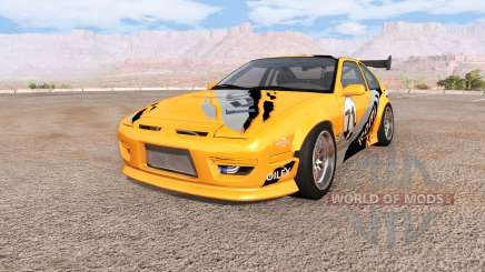 Ibishu 200BX special tunes pour BeamNG Drive