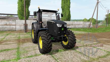 John Deere 6230R black für Farming Simulator 2017