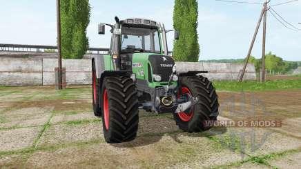 Fendt 820 Vario TMS v1.2 pour Farming Simulator 2017