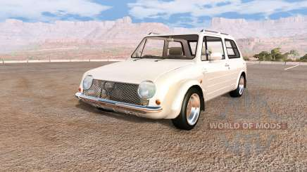 Nissan Pao für BeamNG Drive
