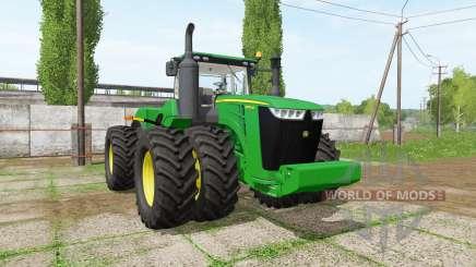 John Deere 9520R für Farming Simulator 2017