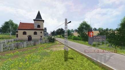 Gorzkowa v2.0 pour Farming Simulator 2015