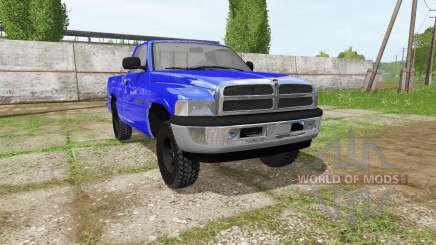 Dodge Ram 1500 1996 pour Farming Simulator 2017